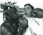 Michael Troughton -  10 x 8 autograph